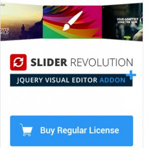 Slider Revolution 5.4 + Addons