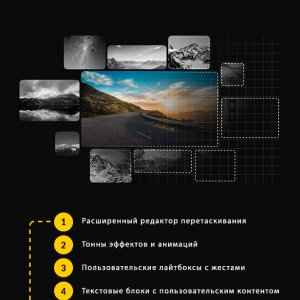 Photo Grid Pro Builder - jQuery
